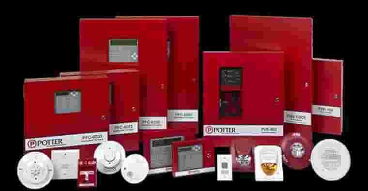potter-electric-fire-alarm
